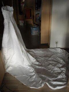 Brautkleid Größe 36 zu verkaufen - Schechen