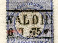 DR 2 Groschen-Adler,1872,MI:DE 20,Lot 545