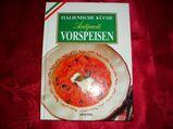 Moewig italienische Küche Antipasti Vorspeisen Kochbuch