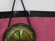 Faller Wanduhr um 1960 / Holzuhr / Restaurationsobjekt / Uhr mit Schlagwerk - Zeuthen