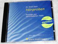 Wellness Musik Dr. Arndt Stein CD neu und OVP - Celle