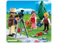 Playmobil 4299 Hochzeitsfotograf mit Blumenkindern - Kassel Vorderer Westen