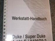 Werkstatthandbuch für SYM Motorroller Super Duke - Bochum