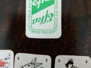 """EFKA Zigarettenpapier """"Schwarzer Peter"""" ca. von 1955 - Essen"""