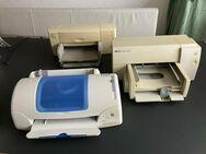 Drucker, Tintenstrahldrucker, HP DeskJet, Epson Stylus - Oppenheim