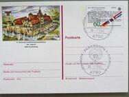 Najubria '83, Marke Röm. Verträge, Stempel Liboriwoche - Münster