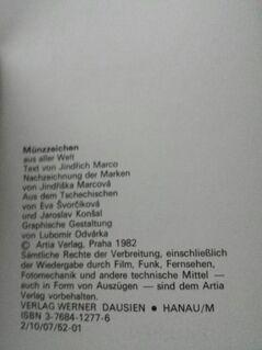 Münz Zeichen aus aller Welt - Kassel