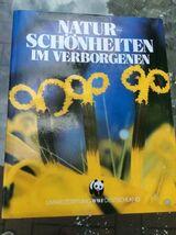 Naturschönheiten im Verborgenen  Umweltstiftung WWF    Buch 1989