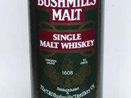 Pappröhre Bushmills Single Malt (leer) - Münster
