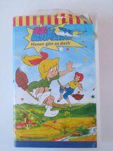 Bibi Blocksberg  -  Hexen gibt es doch  -  VHS