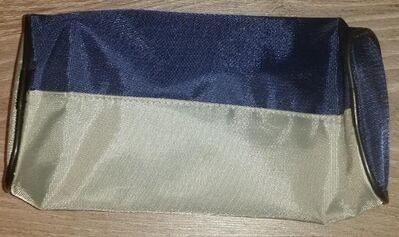 """Mäppchen, Etui, Federtasche, Blau / Grau """"NEUWARE"""" - Verden (Aller)"""