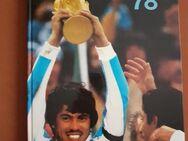 Fußball WM 1978 Buch   Argentinia 78 - Kassel