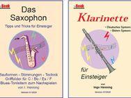 Saxophon / Klarinette für Einsteiger GRATIS als PDF - Beringstedt