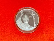 Silbermünze 10 Canada Dollars 2005 Papst Johannes Paul II. - Mannheim