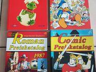 Ü-Ei, Comic und Roman Preiskataloge. 10 Euro Stückpreis - Kassel Brasselsberg