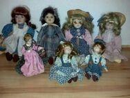 verschiedene Puppen abzugeben einzeln oder komplett - Hagen (Stadt der FernUniversität) Hohenlimburg