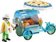 Playmobil 7492 Eisverkäufer mit Fahrrad - Kassel