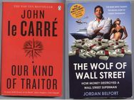Our Kind Of Traitor – The Wall of Wold Street - John le Carré - Jordan Belfort - Nürnberg