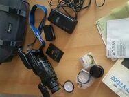 V700E Video Camera HI8 Defekt + viel Zubehör - Heidelberg