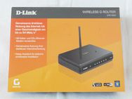 D-Link DIR-300 Wireless G Router - 4xLAN-Port - 10/100 Mbit/s - 2,4 GHz / OVP - Andernach