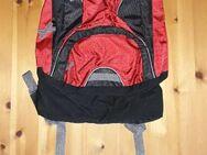 Pro-X Sport Rucksack weinrot dunkelrot schwarz