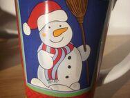 Tassen 2 Stück Weihnachtstassen XXL - Furth