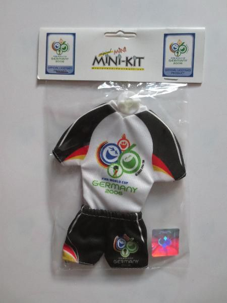 "Mini Kit  DFB Trikot  ""Fifa World Cup Germany 2006 - Essen"