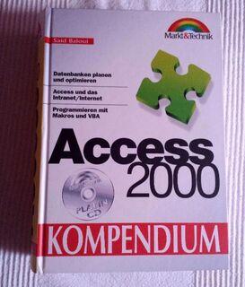 Verkaufe Access 2000 - Kompendium - Schauenburg