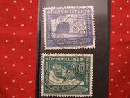 DR,Flugpostmarken 1938 Mi.Nr.669+670,Lot 236