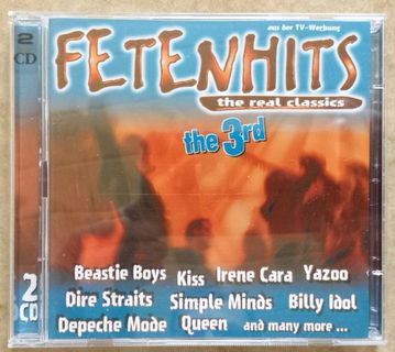 Fetenhits - The Real Classics (Vol. 3) - Reichenbach (Vogtland)
