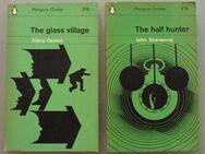 2 Penguin-Krimis von Ellery Queen + John Sherwood (1963+64) - Münster