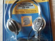 Stereo-Headset CS-499, Multimedia [von hama 42499] - Pattensen Zentrum