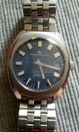 Vintage 1970er Jahre Dugena-Matic automatische Armbanduhr