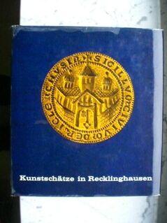 Kunstschätze in Recklinghausen Ikonenmuseum Kunsthalle Buch 4,- - Flensburg