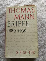 Thomas Mann - Briefe 1889-1936