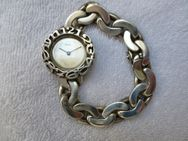 Obrey Paris Damen-Armbanduhr massiv Silber-Gehäuse/-Armband 70er Jahre - Aachen