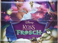 Küss den Frosch Disney-Plakat - Berlin Reinickendorf
