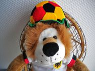 Toy Trade-Plüsch-Fußball-Löwe-Deutschland,Alt,ca. 40 cm - Linnich