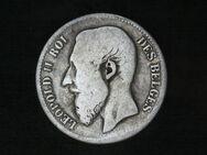 Belgien 2 Francs 1867,Leopold II.,Lot 757 - Reinheim