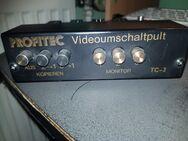 Videoumschaltpult / Scartverteiler - Erkner
