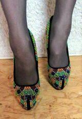 Peeptoes, Pumps, High Heels,