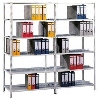 Archivregal / Aktenregal NEU als Schraubsystem für Firmen - Wilhelmshaven