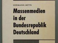 Meyn: Massenmedien in der Bundesrepublik Deutschland (1974). - Münster