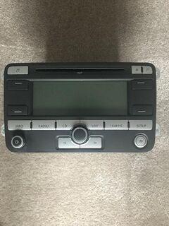 Navigationssystem RNS 300 für VW EOS - Wesel