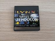 Atari Lynx Gates of Zendocon - Memmingen Zentrum