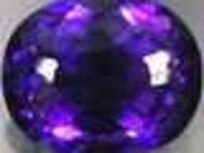 119 ct - Lupenreiner synthetischer Quarz ( Amethyst ) inkl. dt. Zertifikat - Neubrandenburg
