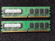 2GB Samsung M378T2953EZ3-CE6 DDR2 (2x1GB) - Wetter (Ruhr)