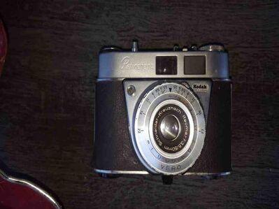 "Sammlerobjekt: Verkaufe alten Fotoapparat ""Kodak Retinette 1 A"" - Büchenbach"