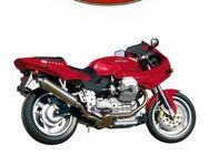 Werkstatthandbuch für Moto Guzzi Sport 1100 in deutsch ! - Bochum Hordel
