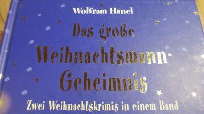 WEIHNACHTSKRIMIS *** 2 IN EINEM BAND *** UNBENUTZT *** 393 SEITEN - Dannenberg (Elbe) Zentrum